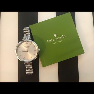Kate Spade Classy Stainless Steel Watch